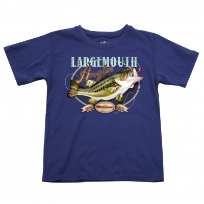 Wes 'n' Willy Largemouth Fish Tee