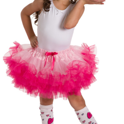 Little Adventures Tutu Pink/Hot Pink